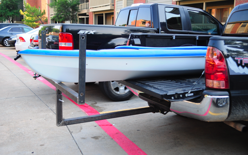 Welding Kayak Rack Almost Complete 12 Months Of Creativity