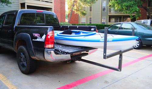 Wooden Kayak Rack Building PDF Plans outdoor side table ...